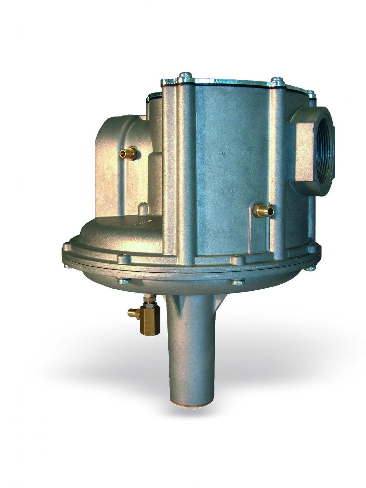 Air-gas ratio control valve GAVR