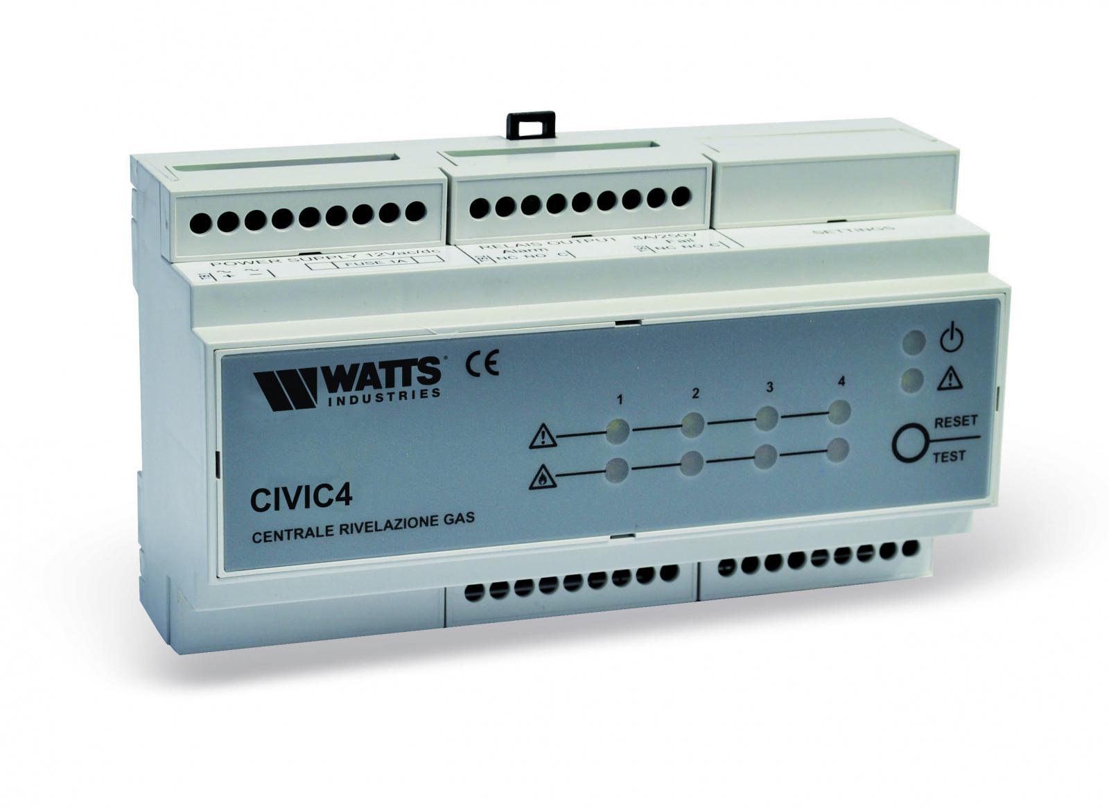 Gas leak detector CIVIC 4