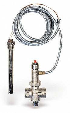 UK ONLY - Solid Fuel Safety Drain Valve