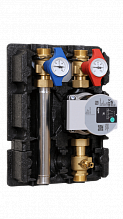 Pump group HK20-KH with additional shut-off valve
