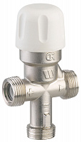 Adjustable thermostatic mixing valves RLT M2
