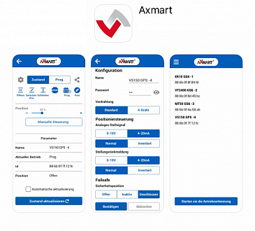 VALPES updated the AXMART® App
