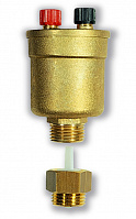DUOVENT  with automatic shut-off valve RIA.