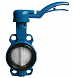 Sylax Wafer Type Butterfly Valve  Cast Iron Body  316 stainless Disc EPDM Liner