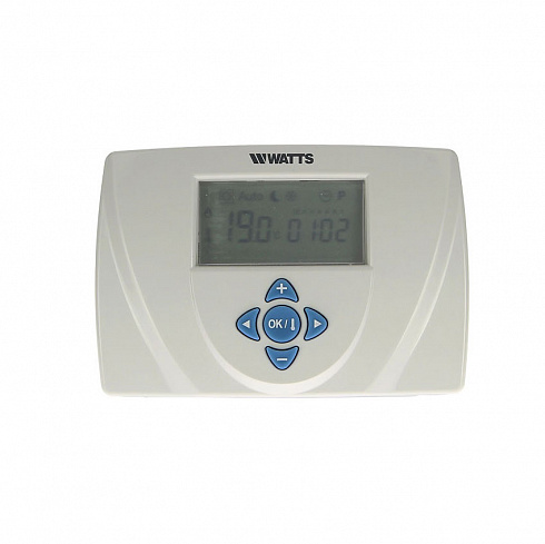 Wired LCD programmable digital thermostat MILUX2