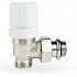 Nickel-plated thermostatic valve 1178UM