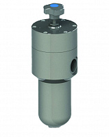 Heated self-cleaning filter 21005FE