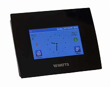 Watts® Vision® system Сentral unit BT-CT02-RF, capacitive touch screen black