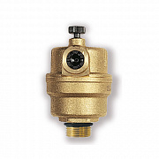 Automatic vertical air vent valve MICROVENT model MKV