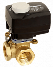 Three-way sector mixing valve V3GB with actuator WATTS CLASSIC