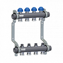 Stainless Steel Manifold HKV2010-VA for Underfloor Heating